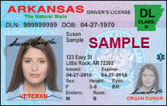 State Or Rallypoint Military On By License Driver's Id Veterans Benefits Cards