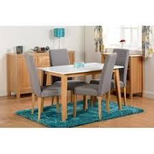 home loft concept rimini dining table and 4 chairs