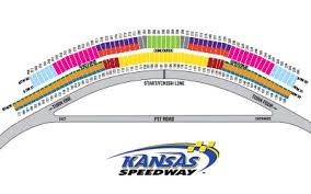 Kansas City Raceway Seating Chart Kansas Speedway Training The Best Guest Experience In