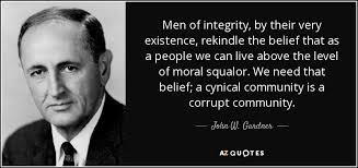 Quotes About Integrity Classy TOP 48 MAN OF INTEGRITY QUOTES Of 48 AZ Quotes