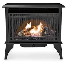 kozy world monterey vent free dual fuel gas stove