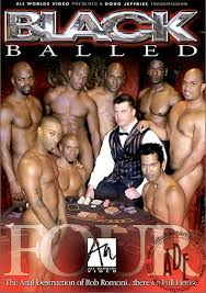 Gay porn black balled