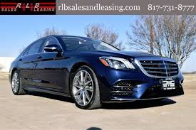 Cars for sale by allen samuels chevrolet mercedes. Used 2019 Mercedes Benz S Class For Sale In Waco Tx Edmunds