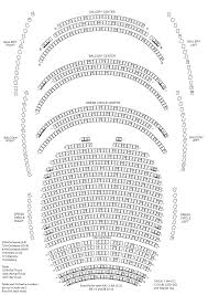 Fremont Theater San Luis Obispo Seating Chart About The Pac