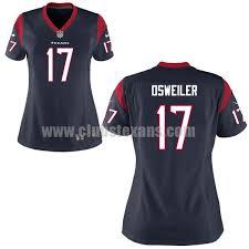 Osweiler Texans Texans Jersey Osweiler