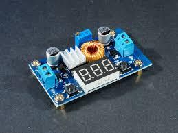 <b>XL4015 Adjustable DC</b>-<b>DC</b> Step-Down Module - ProtoSupplies