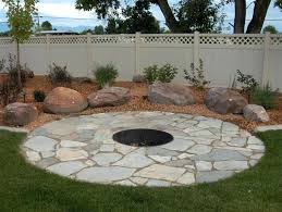 beautiful how to build a fire pit patio with pavers flagstone fire pit patio