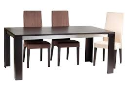 exellent modern furniture dining table with emperador marble top