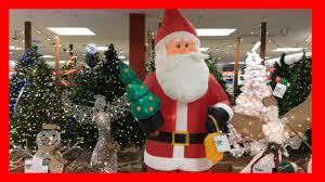Christmas Decorations Sears Sears Christmas 2016 Youtube