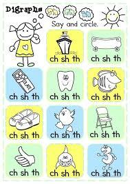 Consonant Blends Worksheets For Kindergarten Scalien Kid Sh Blend ...