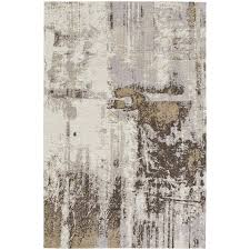8 x 10 large natural area rug cosmic abstract