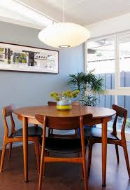 between the vine nelson bubble l wall art and 50s dining set this dining room area photographed by tara bussema of neat es together in good