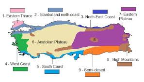 turkey climate map.  Map Climates In Turkey For Climate Map I