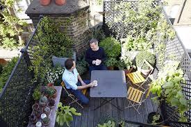 balcony gardens. Balcony Garden Ideas Small City Gardens