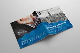 Corporate Brochure Template Excellent Square Corporate Brochure Template 24 Template Catalog 14