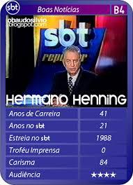 Resultado de imagem para hermano henning