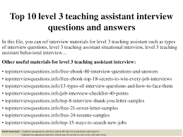 Common Teacher Interview Questions And Answers Common Interview Questions And Sample Answers Awesome Teacher