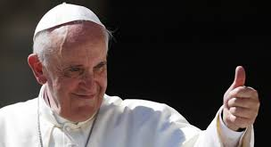 Image result for Pope Francis Said to Bless Human-Animal Chimeras