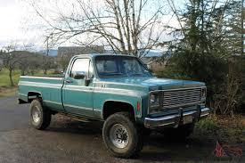 GMC K25 Royal Sierra 3/4 Ton 4x4 Truck (Like Chevy Bonanza)