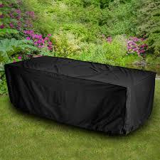 rectangular patio furniture covers. Gardman 6-8 Seater Rectangular Patio Furniture Cover - Model 35620 Covers 0