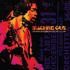 <b>Jimi Hendrix Machine</b> Gun: The Fillmore East First Show 12/31/69 ...