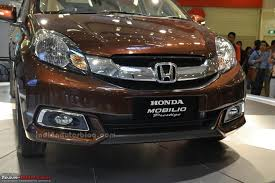 new car launches honda mobilioHonda Mobilio Briobased MPV coming soon EDIT prelaunch ad on