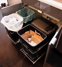 Full Size of Other Kitchen:stainless Steel Best Of Under Sink Kitchen Bin  Waste Bins ...
