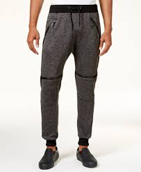 moto pants mens. american stitch men\u0027s knee-zip moto jogger pants mens