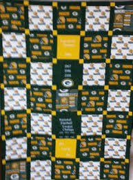 Green Bay Packers Quilt by @gdimsdal | Green Bay Packers ... & Green Bay Packer quilt designed, pieced and quilted by Nanci Villareale at  Hillside Lane Studios Adamdwight.com