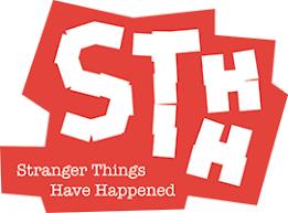 Stranger Things Have Happened – International Improv Comedy