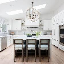 kitchen hood on sloped ceiling design ideas
