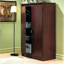 Metal Storage Cabinet With Lock Wood Locking Storage Cabinet Locking