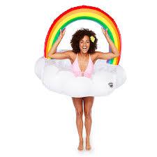 <b>Надувной круг BigMouth Rainbow</b> Cloud — купить в интернет ...