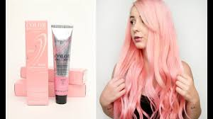 Review Demo Ion Color Brilliance In Rose By Tashaleelyn