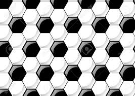 Soccer Ball Pattern New Soccer Ball Pattern Background Royalty Free Cliparts Vectors And