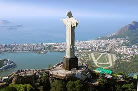 Бразилия от А до Я отдых в Бразилии карты визы туры курорты  Статуя Христа Искупителя