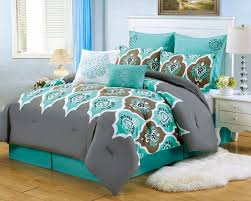 Bedroom Coral And Teal Bedroom Decor Blue And Brown Bedroom Ideas ...