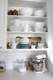 my open kitchen shelves fall nesting