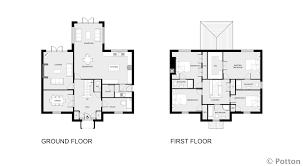 150m2 House Designs Uk House And Floor Plans Self Build Plans Potton