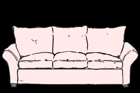 couch drawing. Couch Drawing