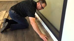 how to install power dekor random width and length laminate flooring