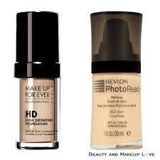 makeup forever hd foundation dupe