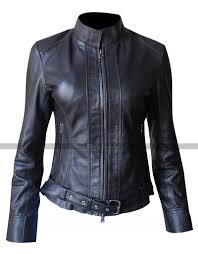 katey sagal sons of anarchy biker leather jacket