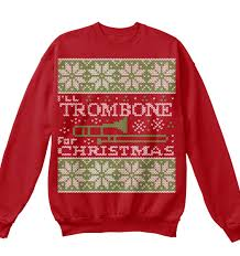 Holiday Christmas Tacky Ugly Sweater Sweathirts for Band Kids ...