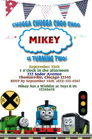 Unique Train Party Invitations Templates Themed Birthday With Free