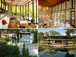 Frank Lloyd Wright Prairie Style Homes Quotes  Home Plans Frank Lloyd Wright Style House