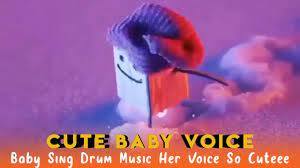 Provided to esvid by believe sas baby voice · totpoc, guvapov baby voice ℗ нёрд released on: Cute Baby Sing Drum Music With Baby Voice Trending Status Youtube