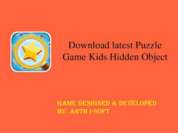 Download and play hidden object games. Download Amazing Kids Hidden Object Game From Play Store