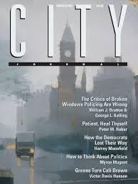 why we need broken windows policing city journal winter 2015