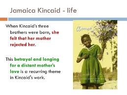 girl rdquo by kincaid ppt video online kincaid life